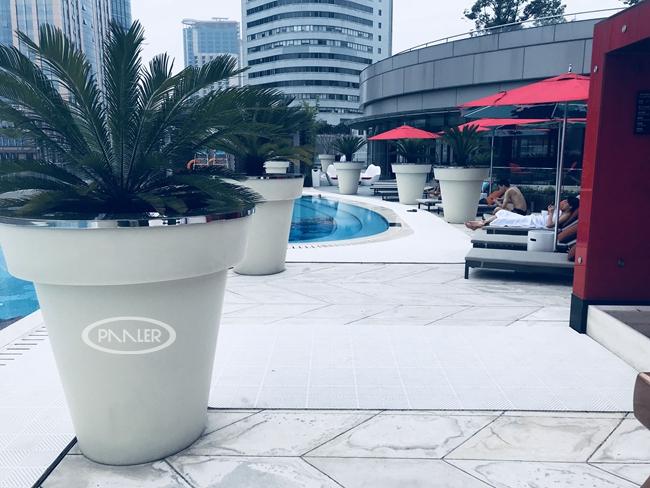 上海外滩W酒店防滑地垫